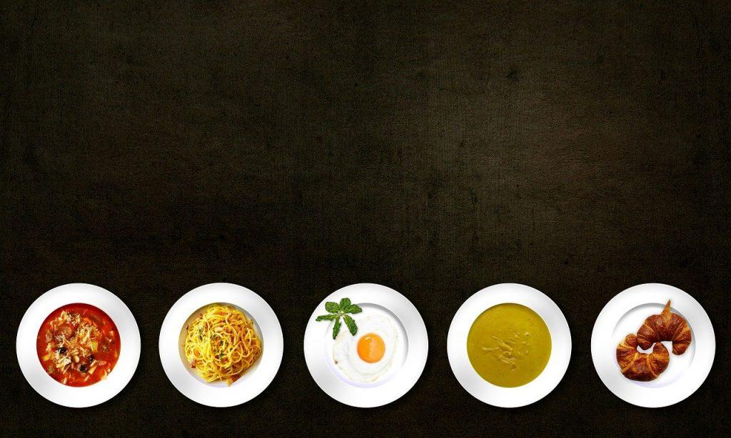 Herkullinen ruoka kuuluu myös dieetille!